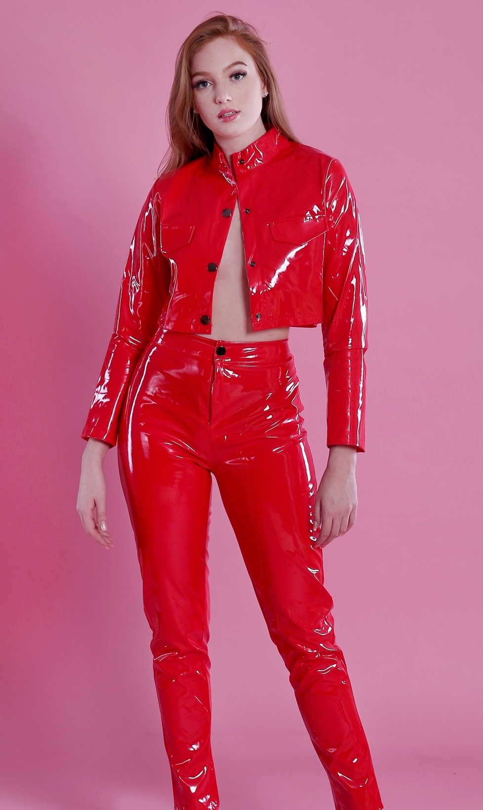 Latex for the late texts Jacket
