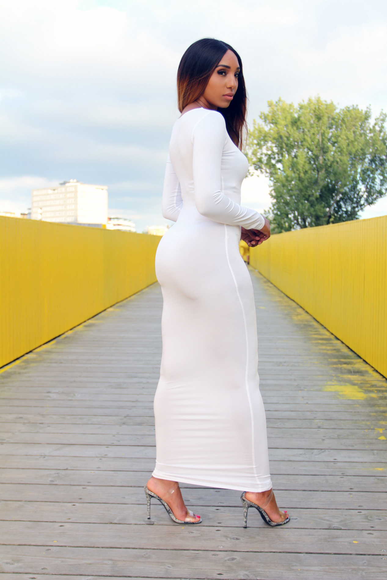 Where is my ring maxi dress