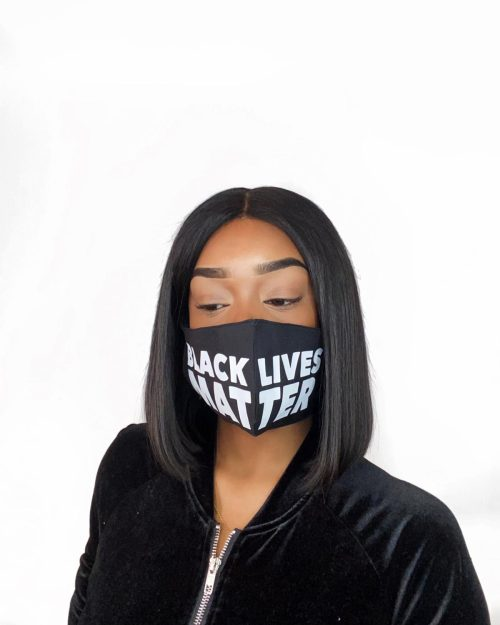 BLM Facemask All over
