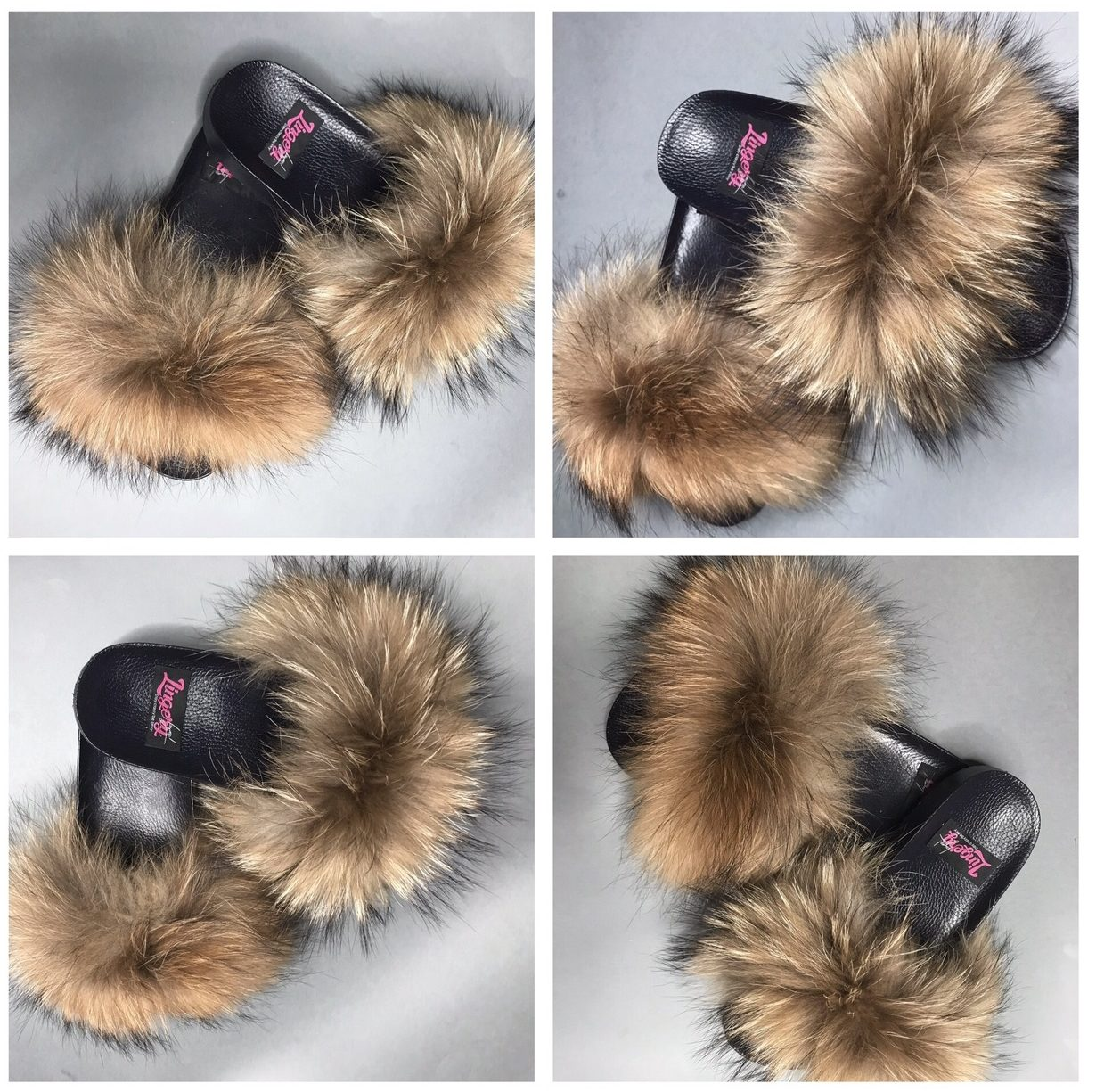 The fluffy slipper basic