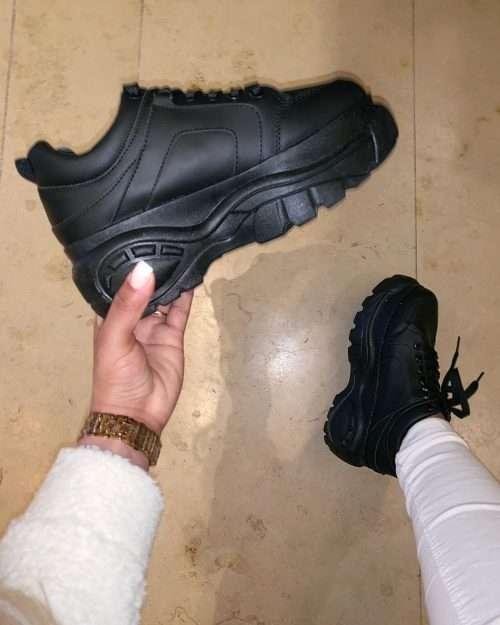 Winning shoes