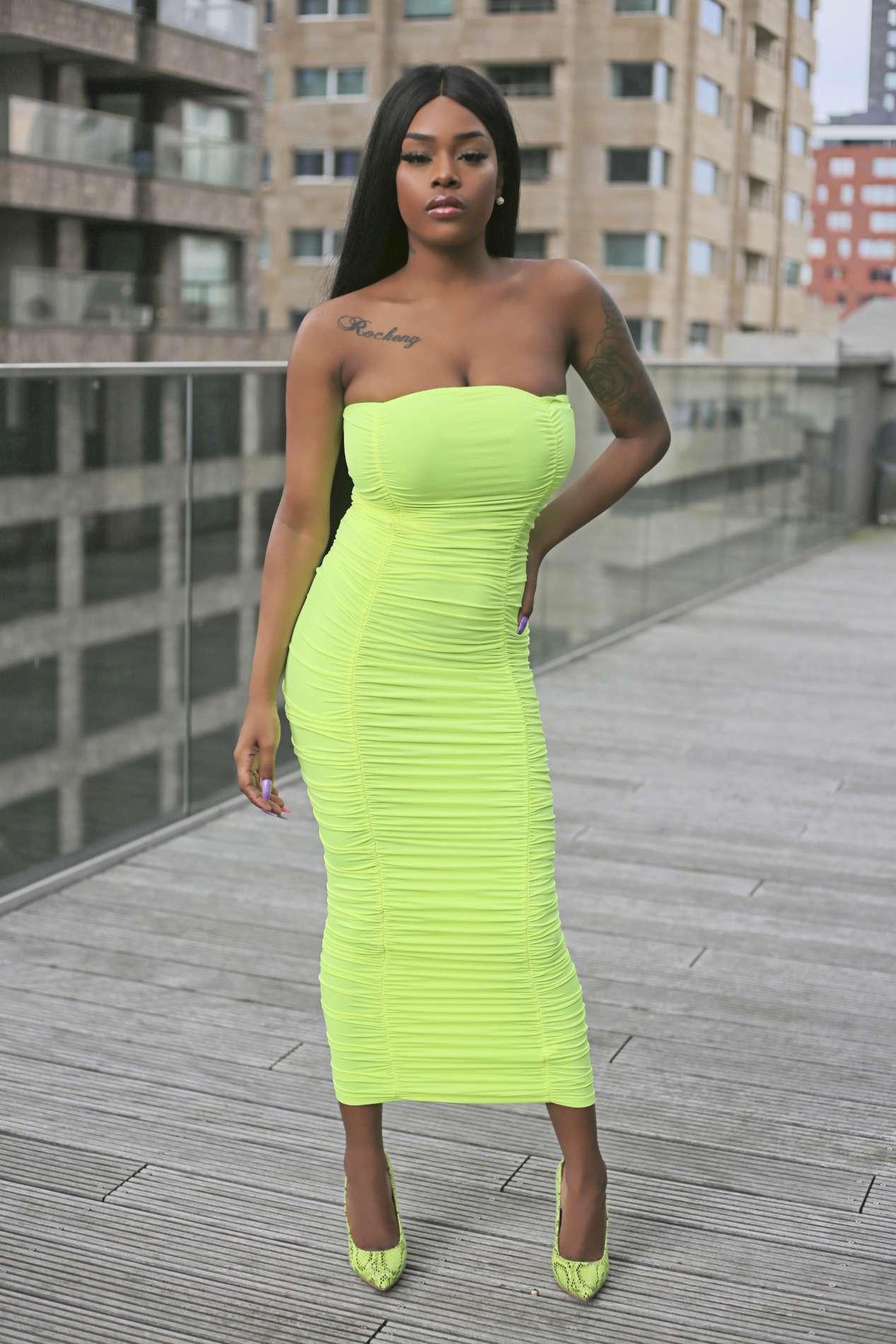 Master piece dress