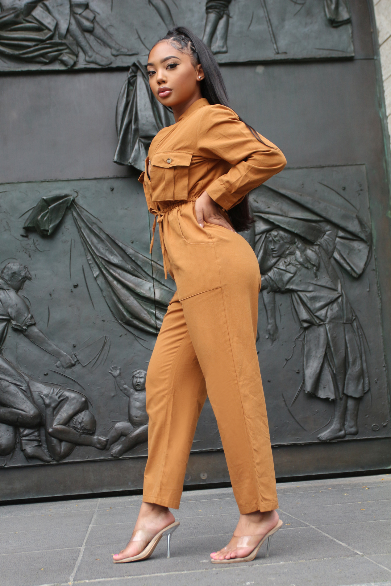 Fall go to Jumpsuit