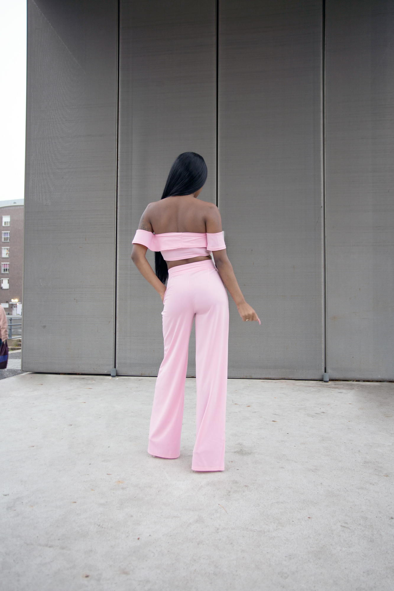 Valencia Pants pink SALE