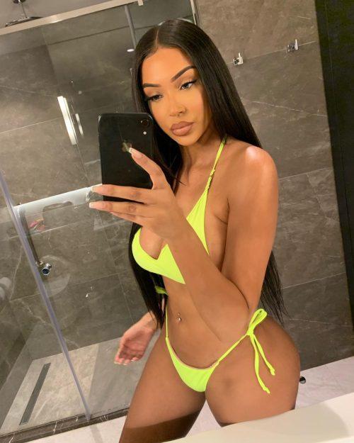 Dubai bikini beach bikini