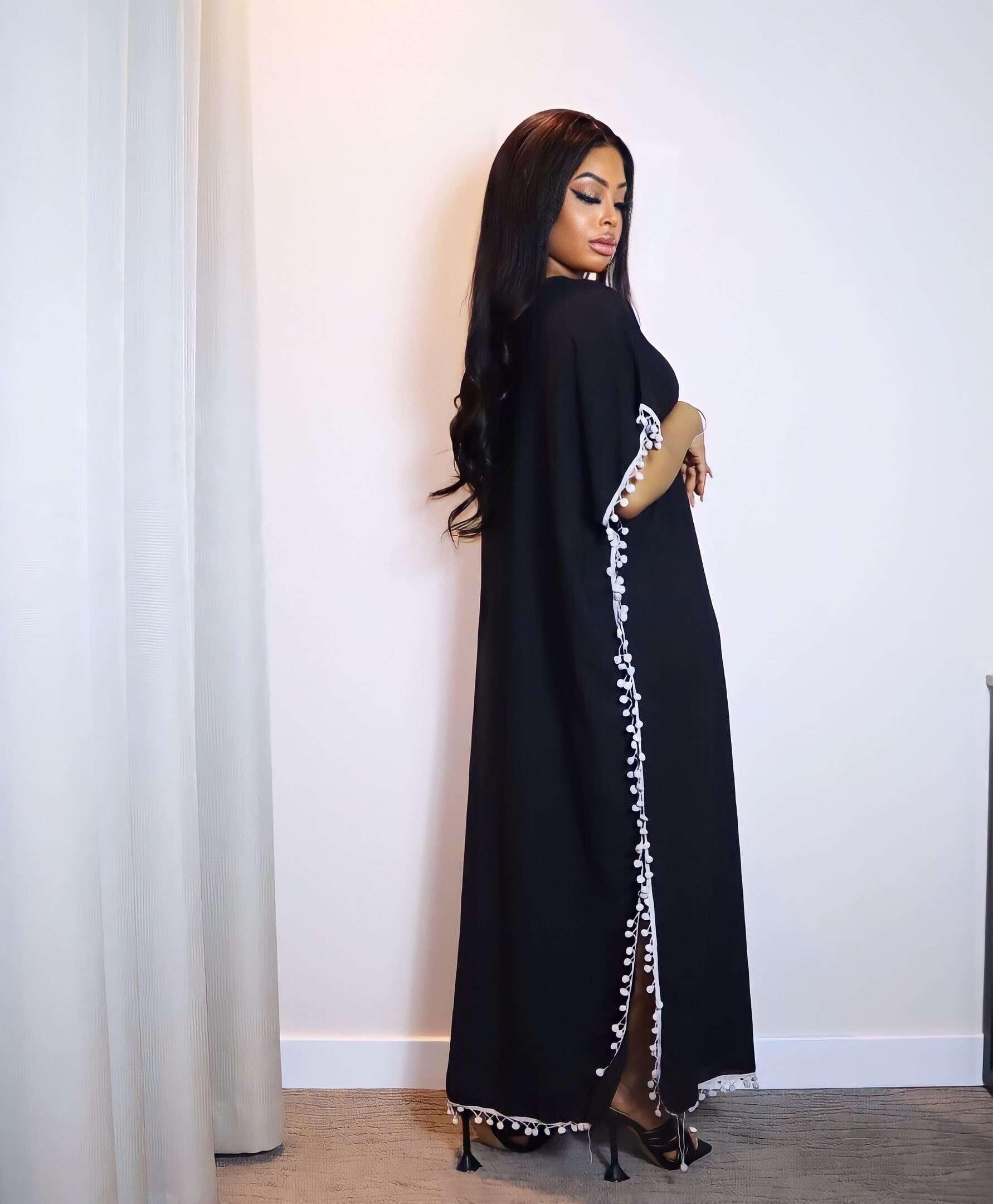 Easy dress Black