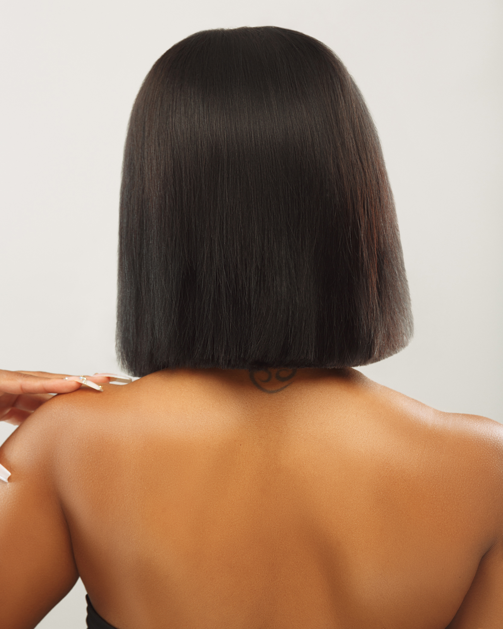 Its the Bob for me 12-14inch
