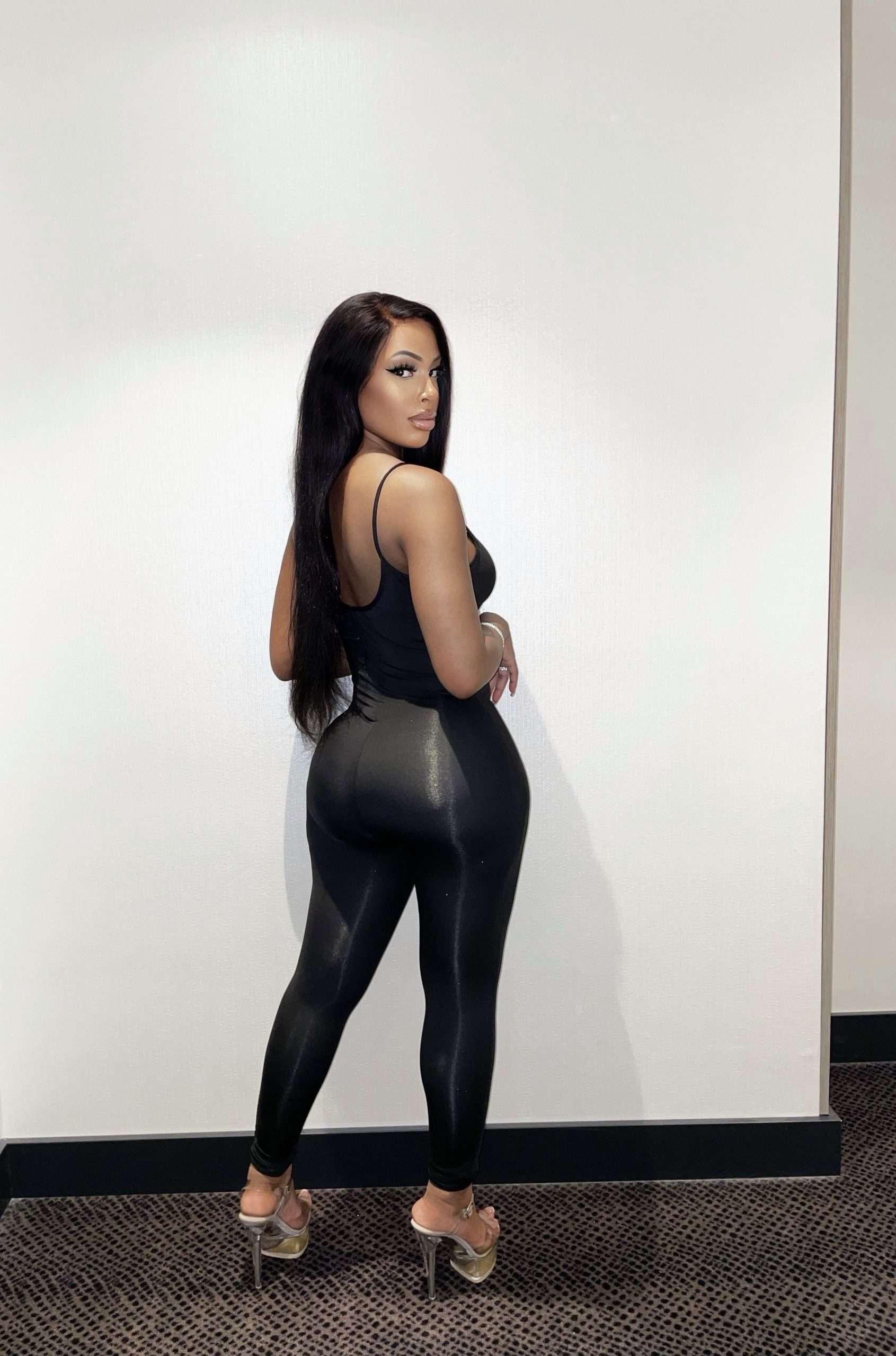 Favv jumpsuit black